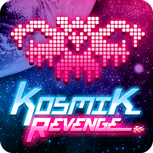 Cover art Kosmik Revenge