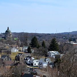 Somerset, PA by Crystal Bailey - City,  Street & Park  Neighborhoods