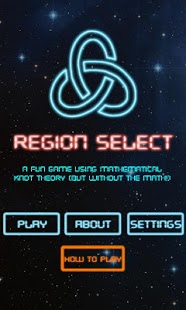 Region Select - screenshot