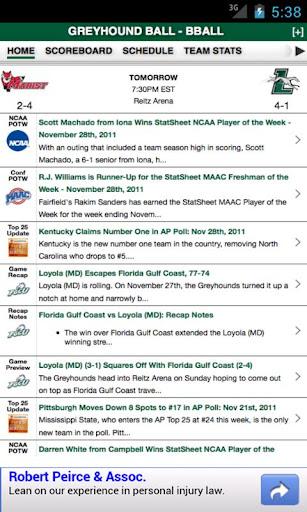 Loyola MD Basketball