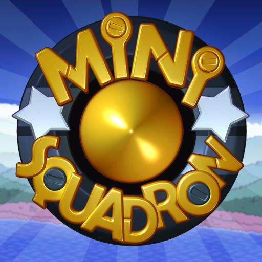 MiniSquadron! LOGO-APP點子