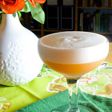 Drink the Book: Black Tea Sour