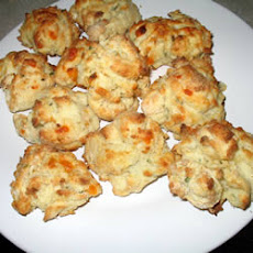Cheese Drop Biscuits