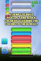 Screenshot of Falling Blocks