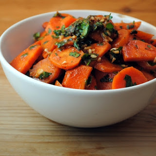 Moroccan Carrot Salad by Way of Israel