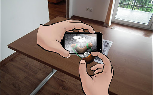 SlinGame Augmented Reality