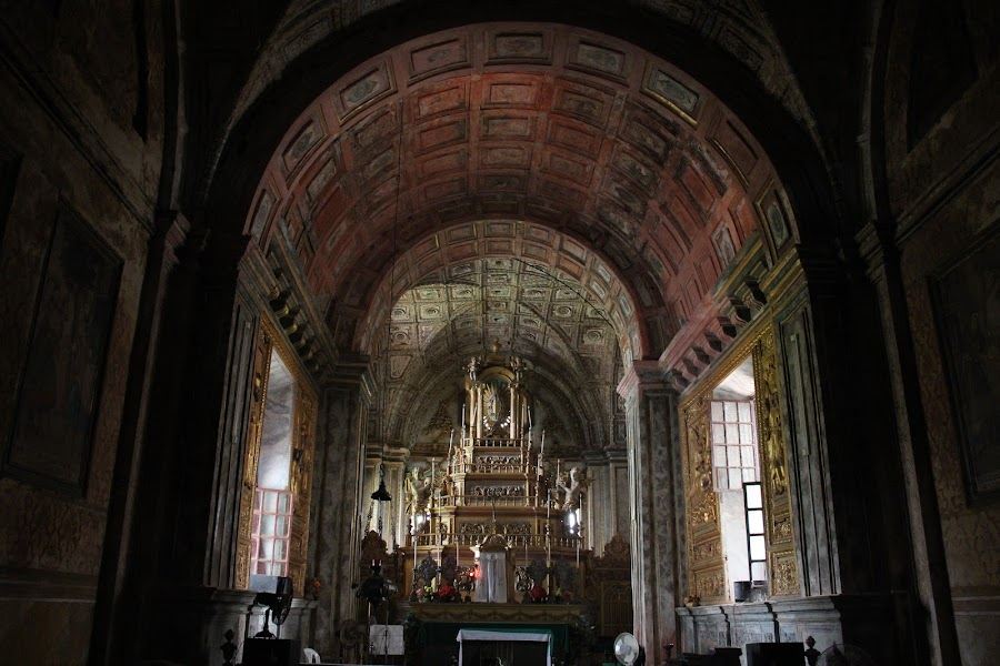 Old church at Goa; India by Thakkar Mj - Buildings & Architecture Places of Worship ( church, goa, lord jesus, india, place of woship, worship,  )