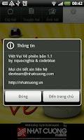 Screenshot of Việt Vui Vẻ
