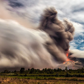Volcano by Johan Joe - Landscapes Mountains & Hills