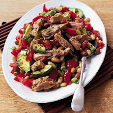 Mexican Tuna & Bean Salad