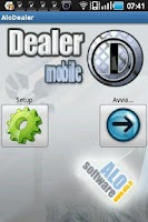 Screenshot of AloDealer