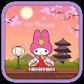 My Melody Kimono Theme icon