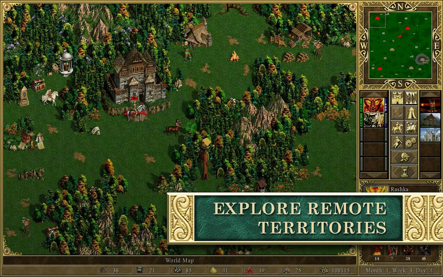 Heroes of Might & Magic III HD Screenshot 13
