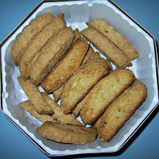 Almond, Anise, and Orange Biscotti Recipe