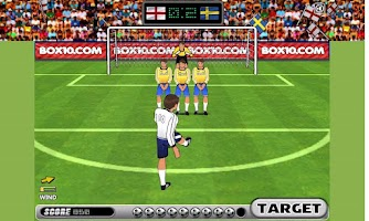 Screenshot of Football Kicks - Football Game