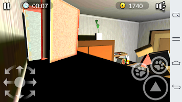 Screenshot of Cat simulator - Crash & smash