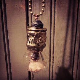 necklace by Gears Acid - Artistic Objects Jewelry ( childrenofcthulhu )