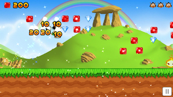 Screenshot of Jump Go World