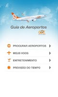 Screenshot of Aeroportos