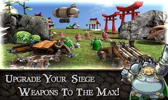 Screenshot of Siegecraft THD