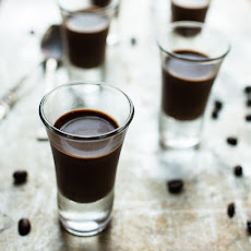 Coffee and Chocolate Espresso Shots!