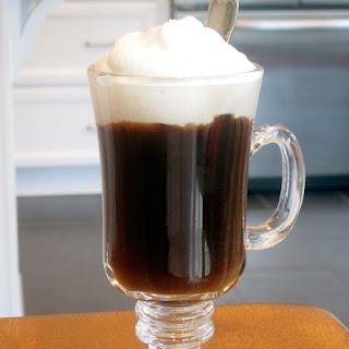 Irish Coffee With Whiskey Recipes