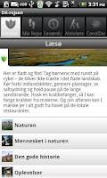 Screenshot of Danmarksrejsen