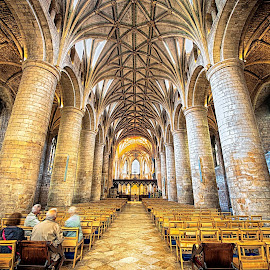 Here's one from Tewkesbury Abbey by Jack Torcello - Buildings & Architecture Architectural Detail