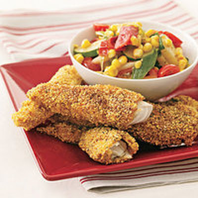 Cajun Chicken Fingers