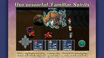 Screenshot of RPG End of Aspiration