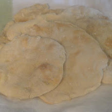 Pita Bread -- Using the Master Recipe #309834