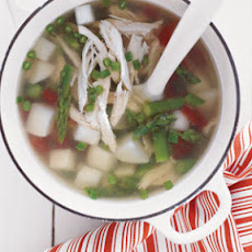 Spring Chicken Soup