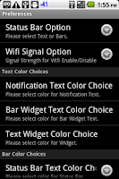 Screenshot of Signal Notification