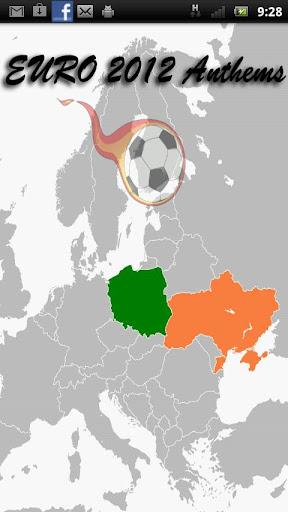EURO 2012 Anthems