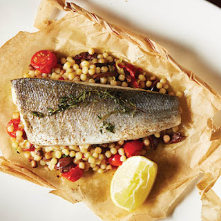 Branzino Al Cartoccio From 'Downtown Italian'