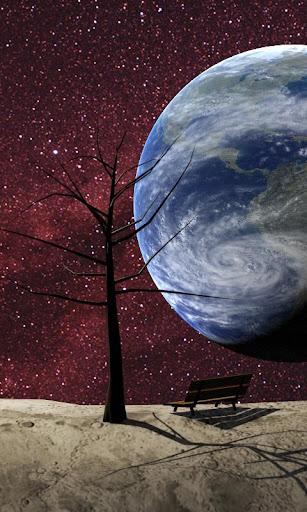 行星現場牆紙免費