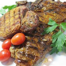 Barbecue T-Bone Steaks