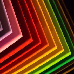 Light & color by Larry Kaasa - Abstract Patterns
