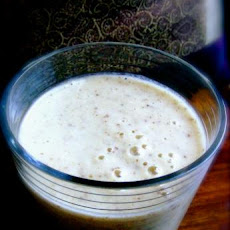Pineapple Banana-Oat Smoothie
