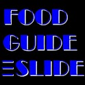 Food Guide Slide icon