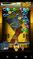 Screenshot of Pharaon Bubbles Shooter 2