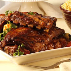 Ribs with a Kick Recipe