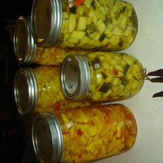 White Squash Relish Recipes