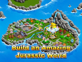 Screenshot of Jurassic Story - Dragon Game