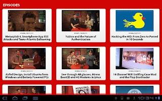 Screenshot of Hak5