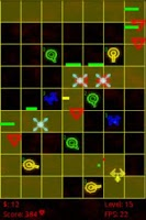 Screenshot of Pixel Defense Lite