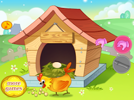 Screenshot of Egg Maker Easter Games