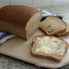 My Favorite Whole Wheat Bread