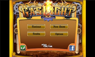 Screenshot of Gaslight