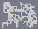 Thumbnail of the map 'Quantum Tunnelling'